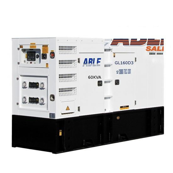Able 60KVA Diesel Generator