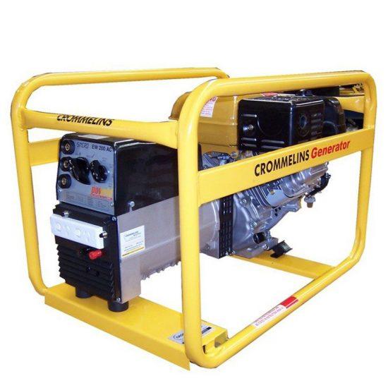 Crommelins Generator Welder