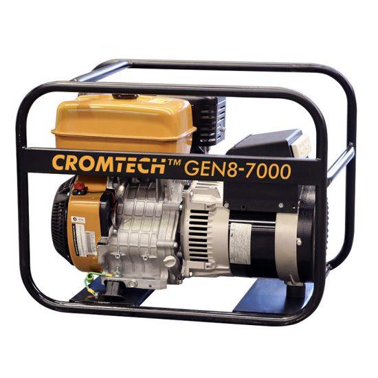 Crommelins 8.5KVA Generator