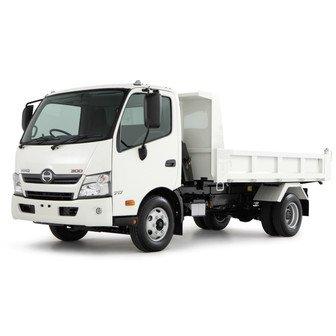 Hino Tip Truck