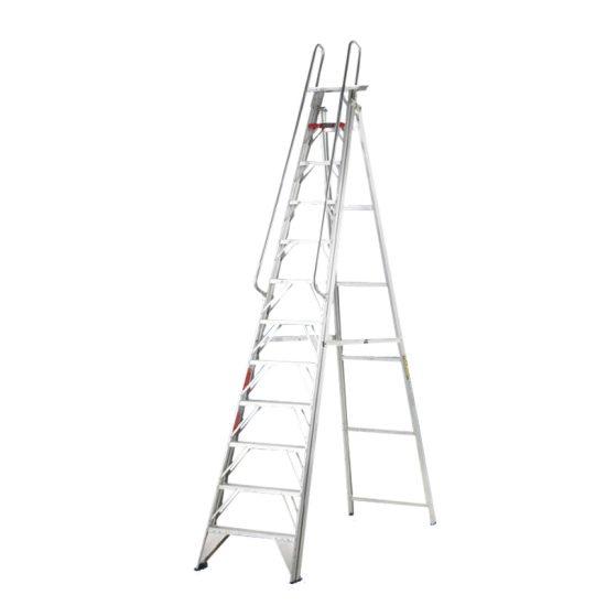 Ullrich 10ft Step Ladder