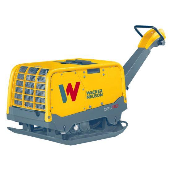 Wacker DPU100/70 Plate Diesel Compactor