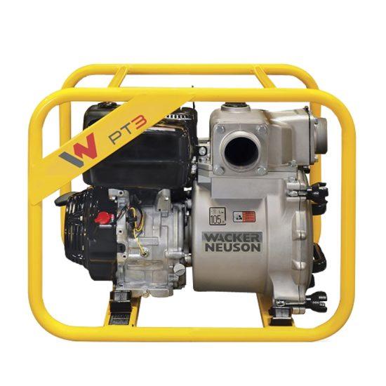 Wacker Diesel Trash Pump