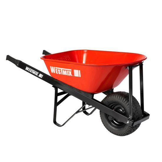 Westmix Mud Wheelbarrow