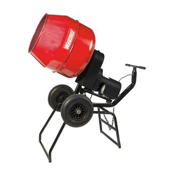 Westmix Electric Cement Mixer